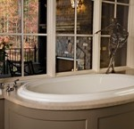 Oval Drop-in Tub