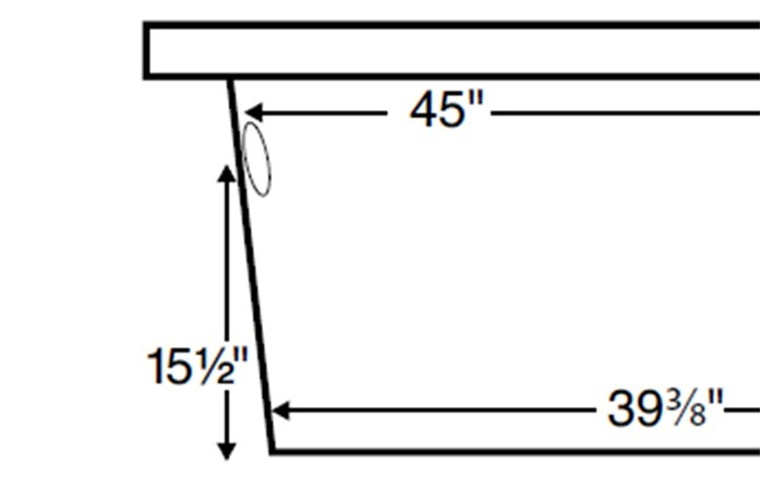Delicieux Tub Water Depth From Technical Sheet